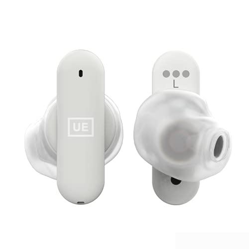 ULTIMATE EARS FITS True Wireless Bluetooth Custom Fit Earbuds, All Day Comfort, Built-in-Mic, Premium Audio, Passive Noise Cancelling Earphones, 20 Hour Playtime, Sweat Resist Headphones (Grey)
