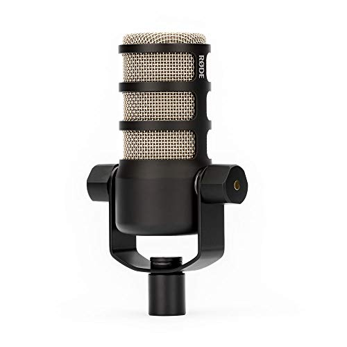 Rode PodMic Cardioid Dynamic Podcasting Microphone