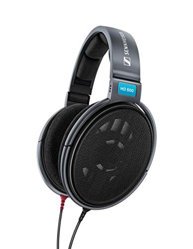 Sennheiser Pro Audio HD 600 Open Back Professional Headphone