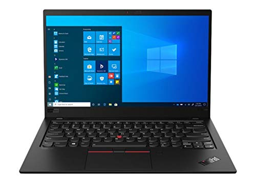 Latest Gen 8 Lenovo ThinkPad X1 Carbon 14' FHD Ultrabook (400 nits) with 10th Gen Intel i7-10510U Processor up to 4.90 GHz, 1 TB PCIe SSD, 16GB RAM, and Windows 10 Pro