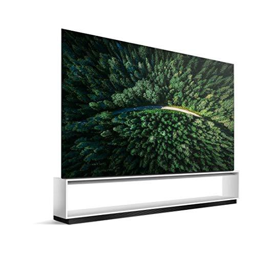 LG SIGNATURE OLED88Z9PUA Alexa Built-in Z9 88' 8K Ultra HD Smart OLED TV (2019)