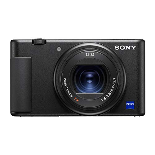 Sony ZV-1 Camera for Content Creators, Vlogging and YouTube with Flip Screen and Microphone