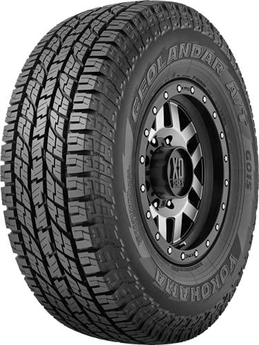 Yokohama Geolandar A/T G015 all_ Season Radial Tire-275/55R20 117H