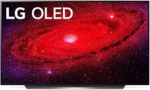 LG OLED55CXPUA Alexa Built-In CX 55' 4K Smart OLED TV (2020)