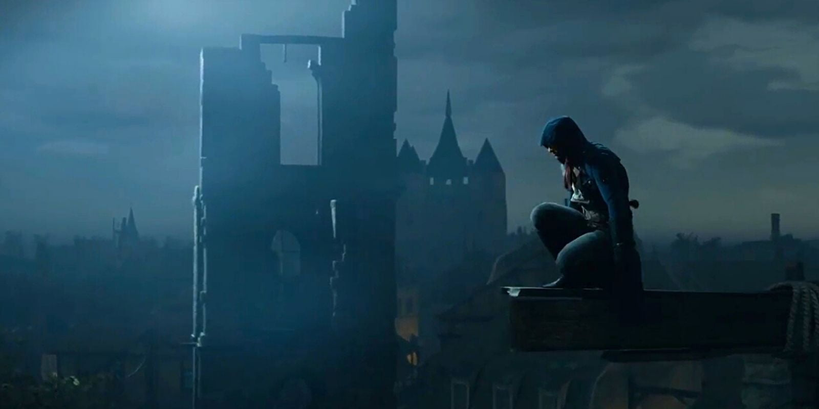 Must watch: Assassin's Creed: Unity Characters Trailer