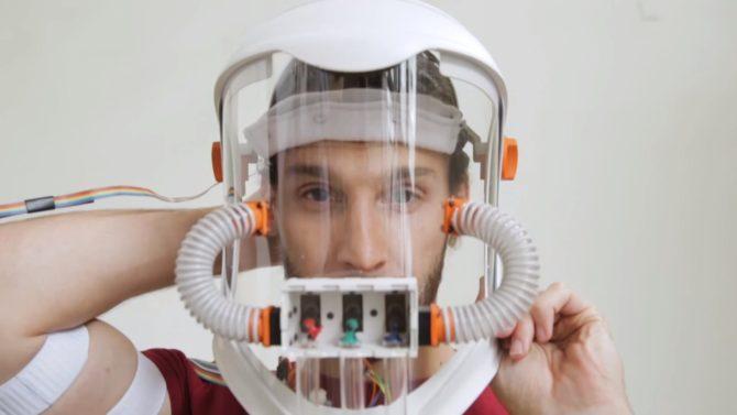 Synesthesia Mask