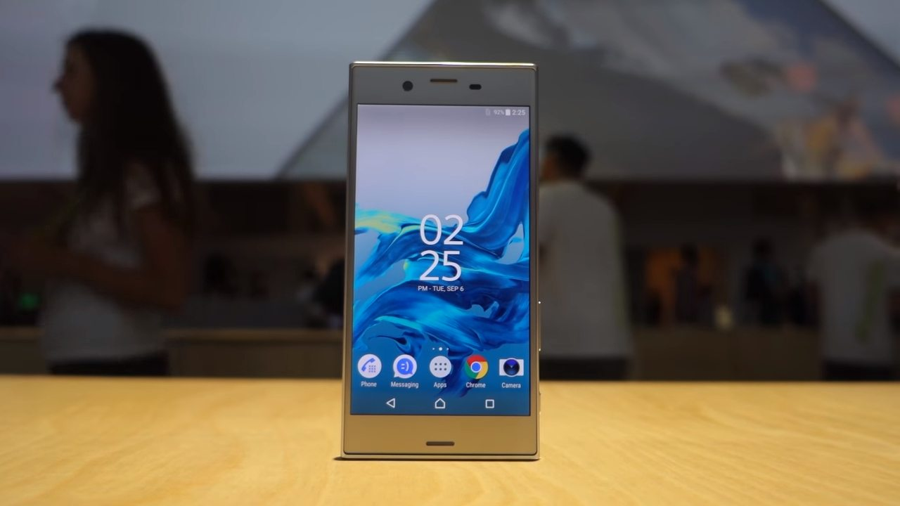 Sony Xperia XZ Hands On Review