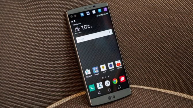 LG G6 release date