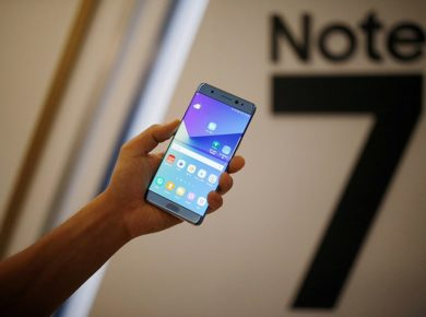 replace samsung galaxy note 7