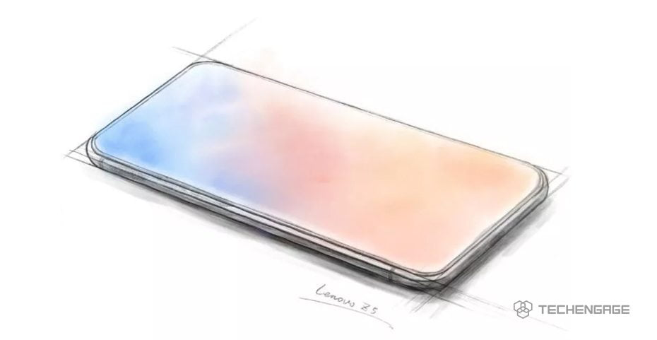 "Is Lenovo Z5 truly the first ""all screen"" phone?"