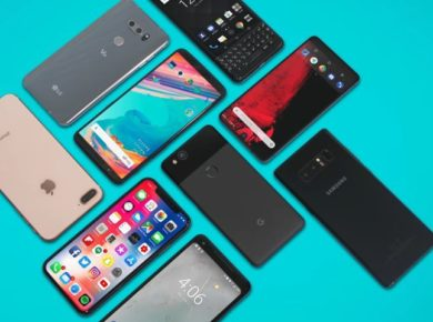 Buying guide for a new phone in 2018