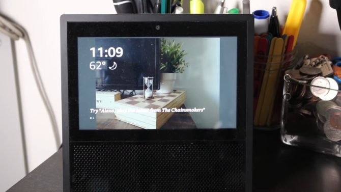 Customize the Home Screen on Your Echo Show