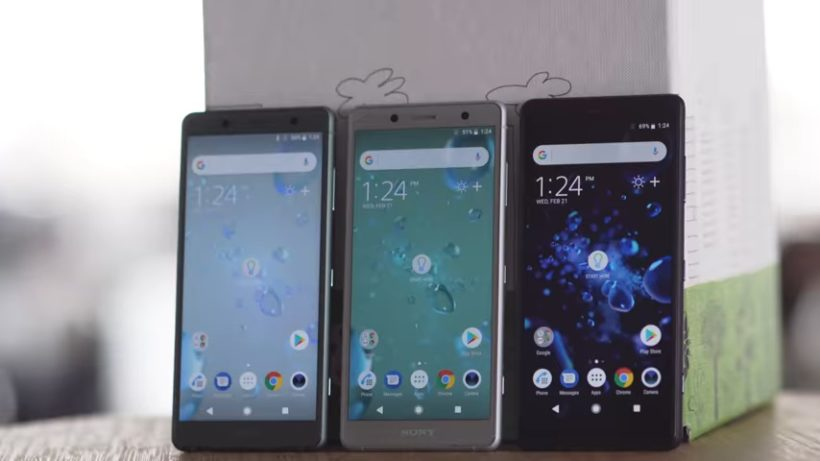 Sony Xperia XZ2 Compact hands-on review