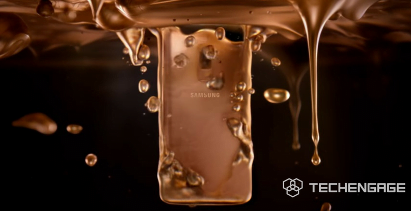 s9 1 - Samsung Galaxy S9 launches in 'Sunrise gold' colour
