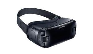 Samsung Gear VR 2017 side view