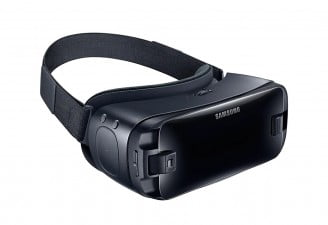 Samsung Gear VR 2017 side view