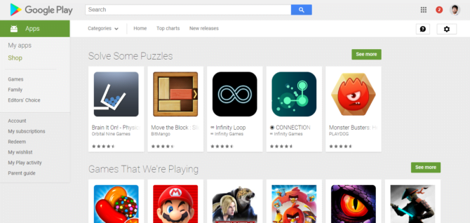 Google-Play-store-preview