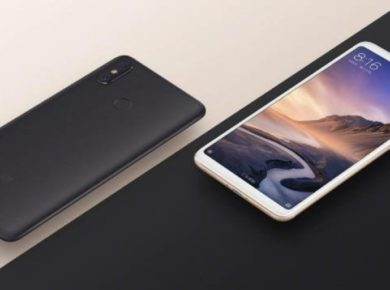 What to expect from the Xiaomi Mi Max 3