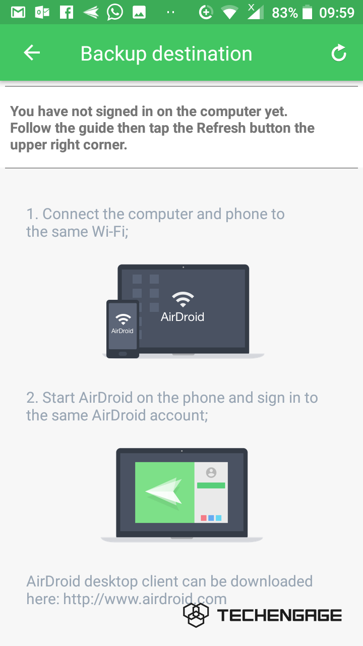 Android remote access