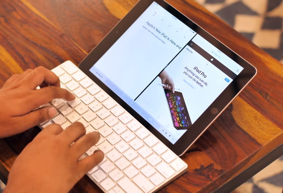 iPad review 2018