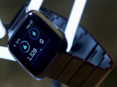 main image 1 390x290 - Fitbit Versa Review