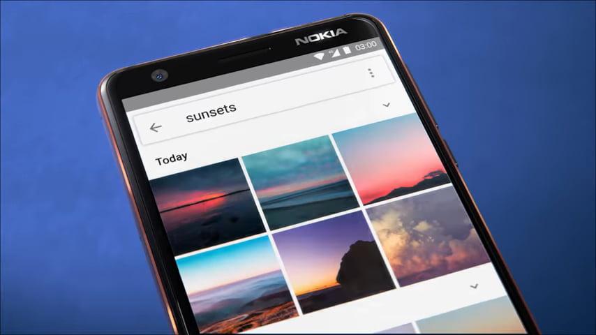 Nokia 3.1 phone