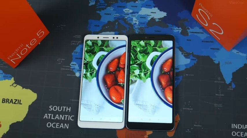 The two new flagships: Redmi S2 and Redmi Note 5 Pro
