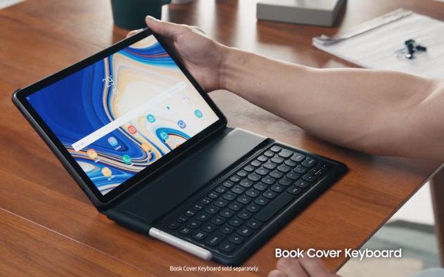 Keyboard Accessory Tab S4