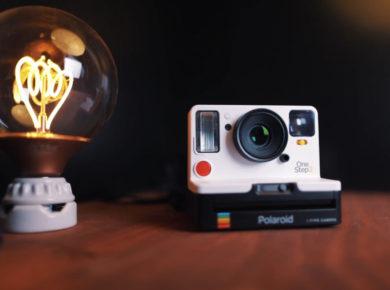 Polaroid Originals' latest camera OneStep 2 has Bluetooth