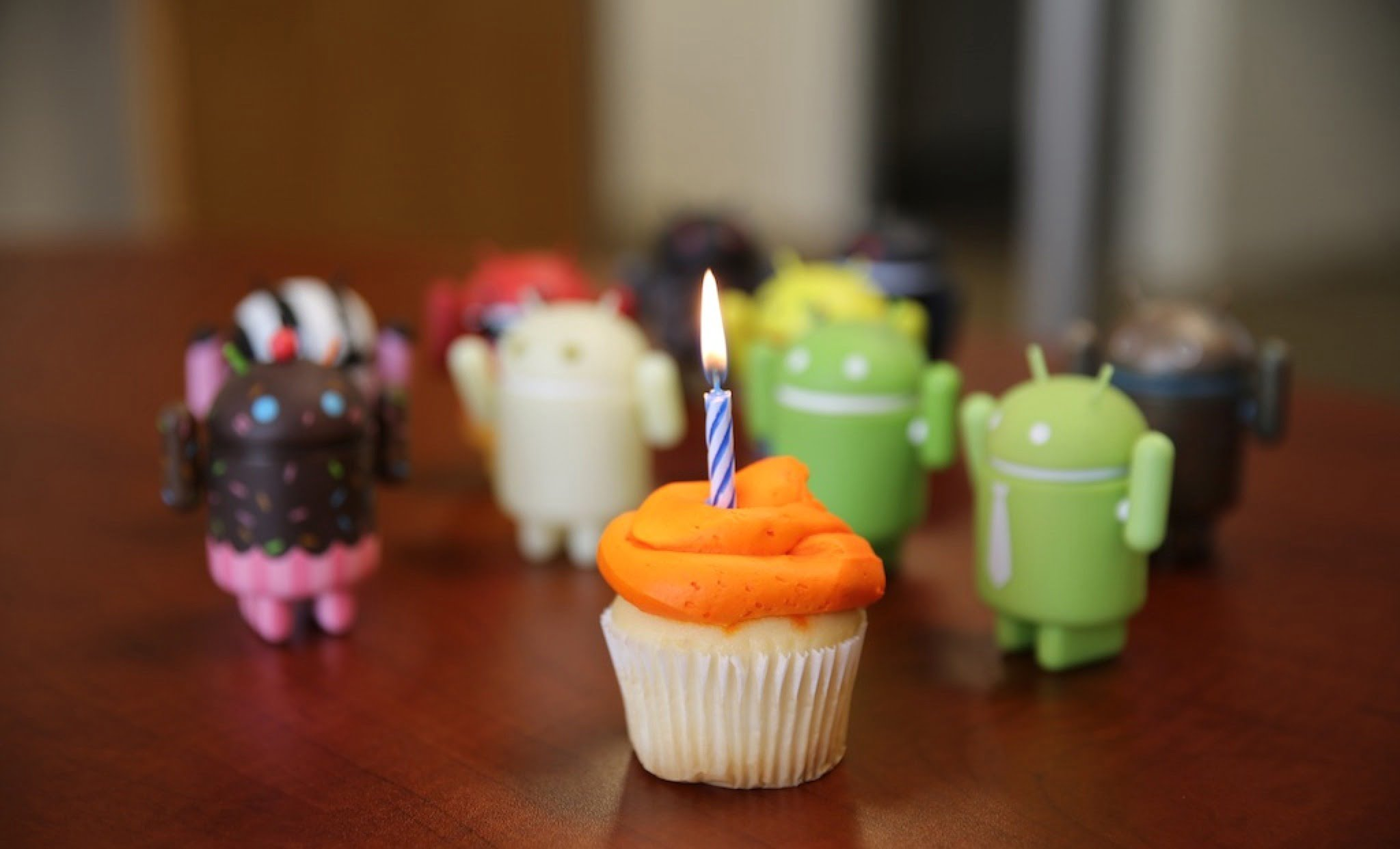Here's to the 10th Anniversary of Android OS!