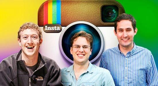 Instagram founders