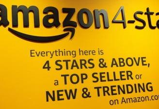 Amazon 4 Star store
