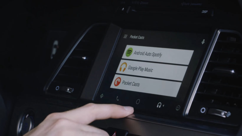 Android Auto-TechEngage