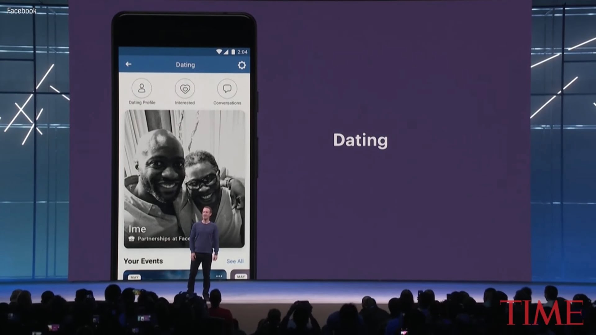 Facebook dating is finally here!