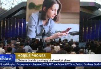 Global handset profit share Q2 2018
