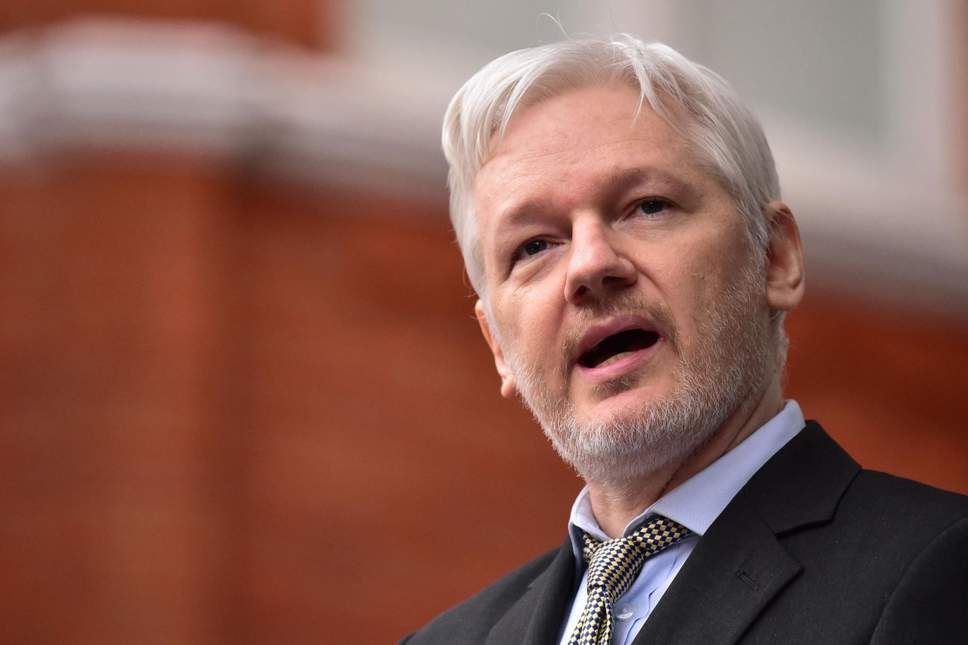 Julian Assange will no longer be operating as Editor In Chief of WikiLeaks
