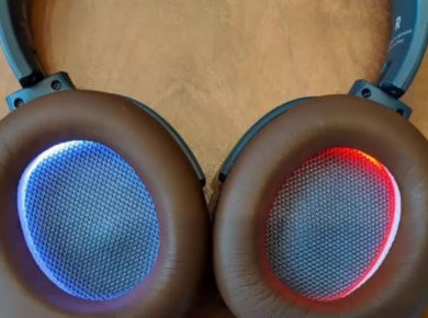 Beyerdynamic's wireless LED headset