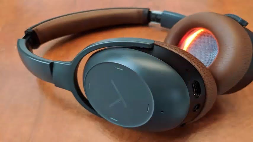 Beyerdynamic's wireless LED headset