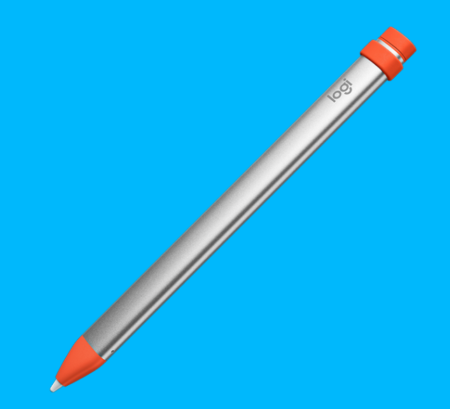 Logitech's Crayon iPad stylus is your new accessory goals