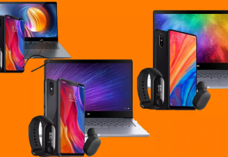 MI XS, XS Max and XR bundles exclusively in China