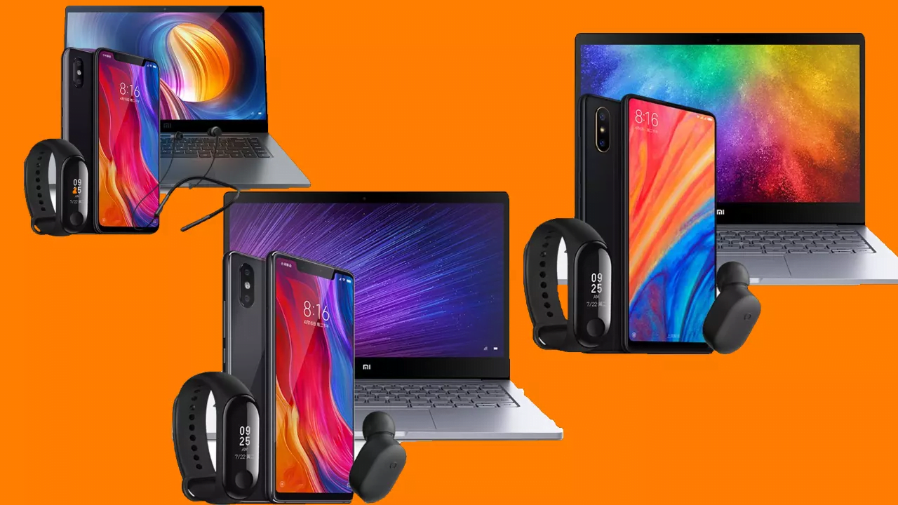 XR, XS and XS Max bundles for sale by Xiaomi