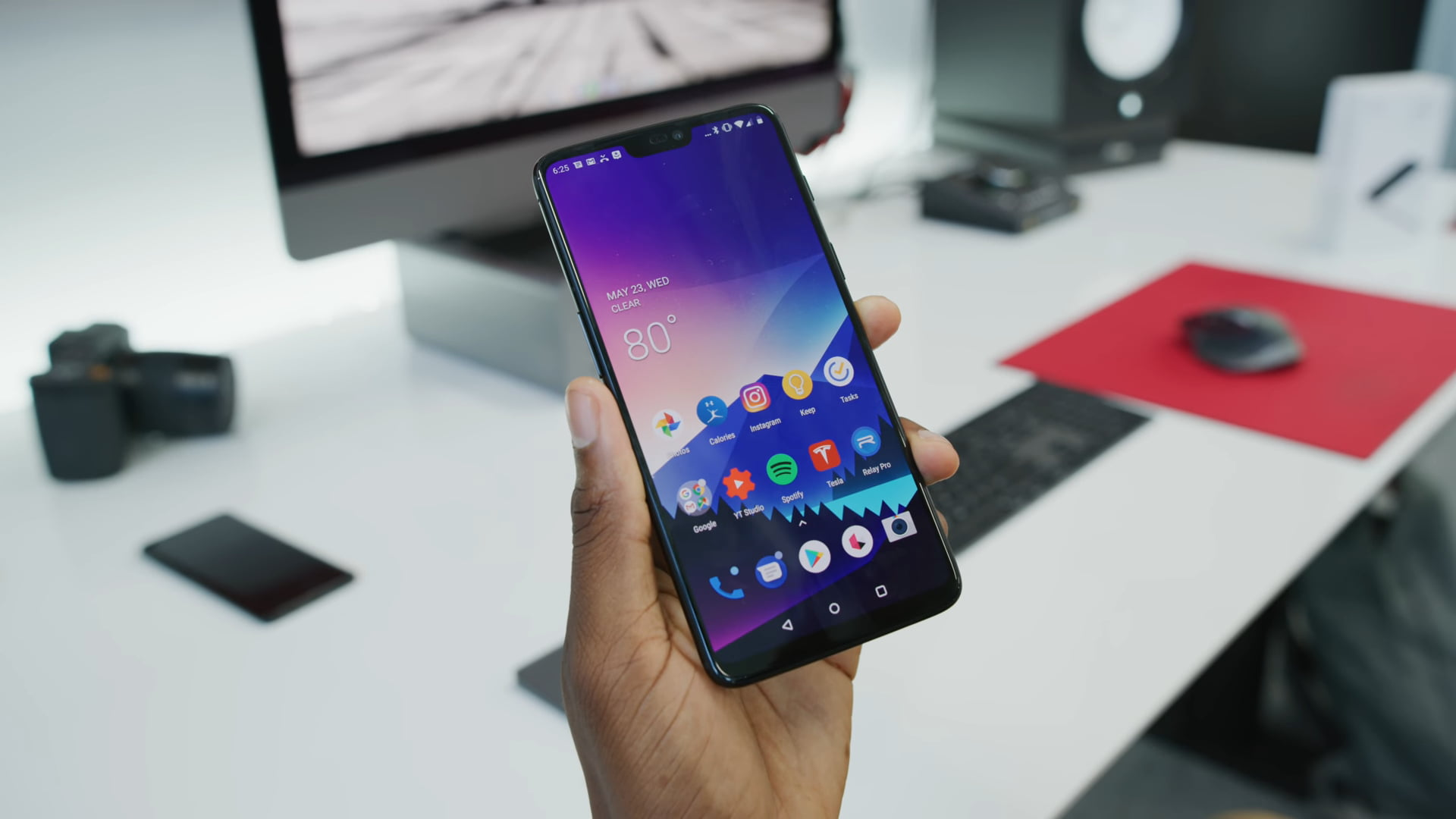 OnePlus 6 gets a new Android Pie software update