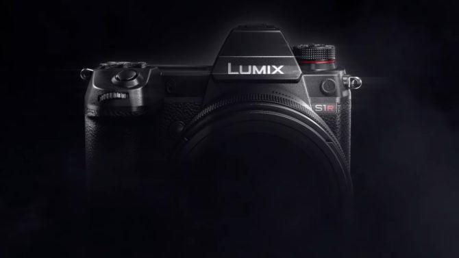 Panasonic Lumix S - Full-frame mirror less Cameras