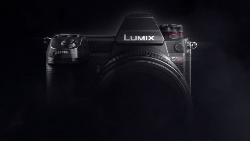 Panasonic Lumix S - Full-frame mirror less Cameras