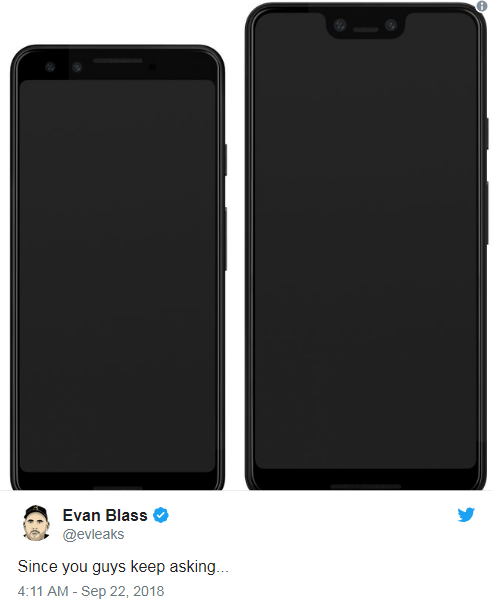 Pixel 3 and Pixel 3 XL - TechEngage