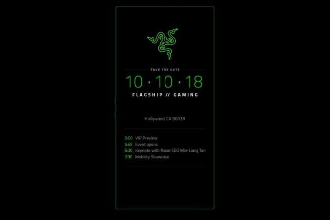 Razer 2 Invitation