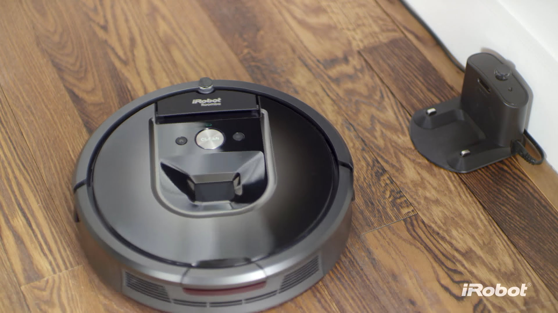 iRobot's Roomba i7+ is a robo-vacuum cleaner
