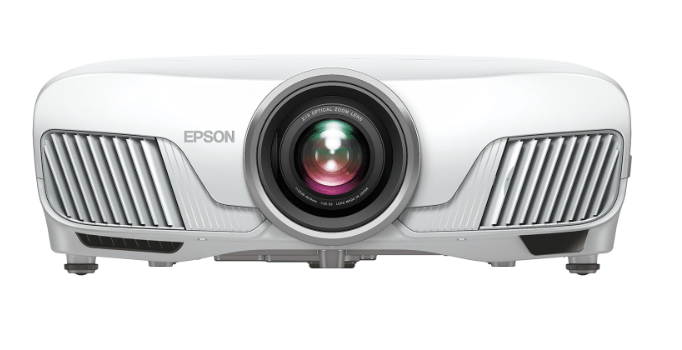 Epson's latest projector offers great 4K experience