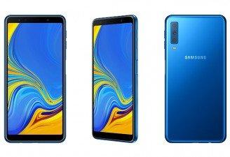 Samsung Galaxy A7 - Triple Camera Phone - TechEngage