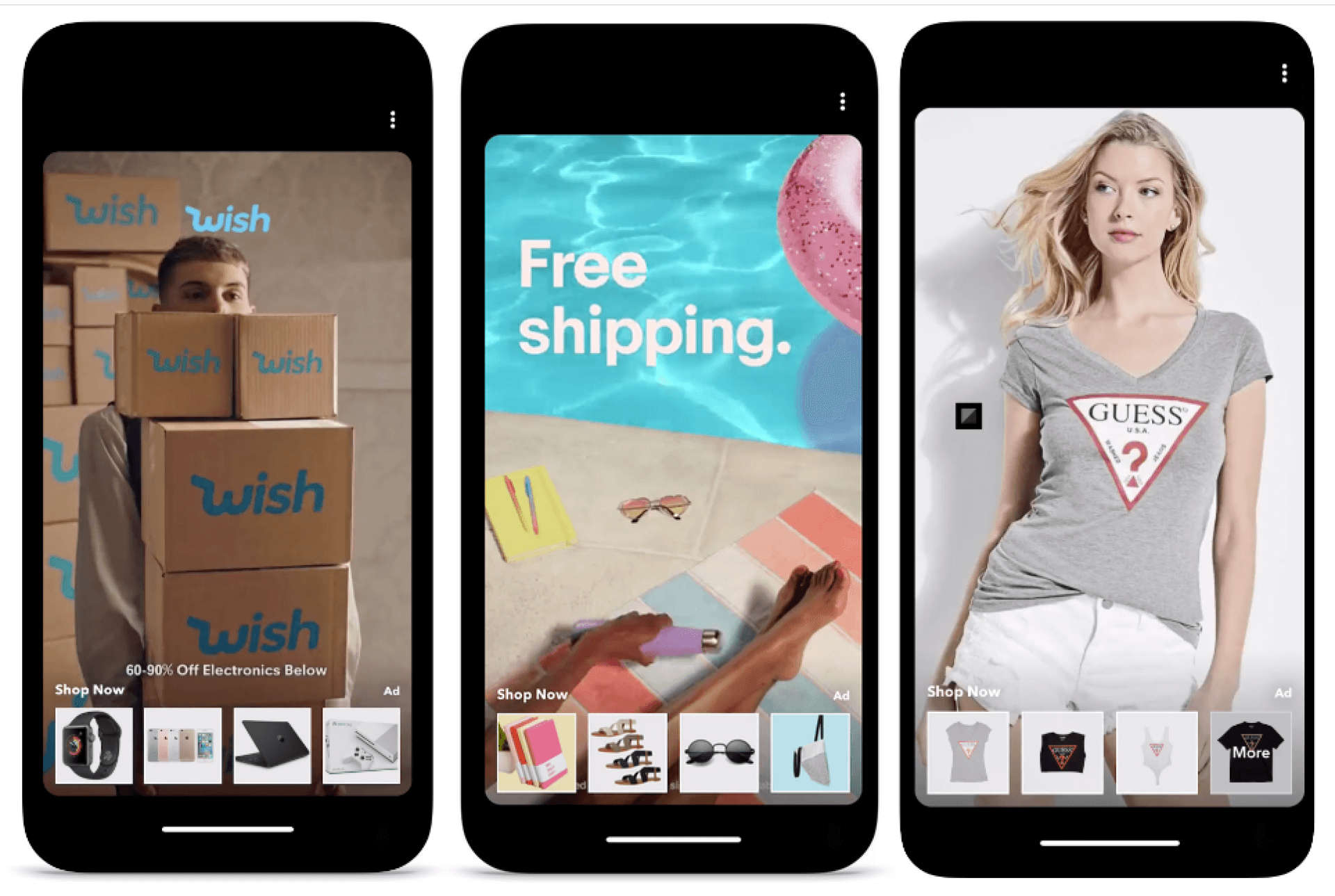 Snapchat pairs up with Amazon to let you shop using your camera